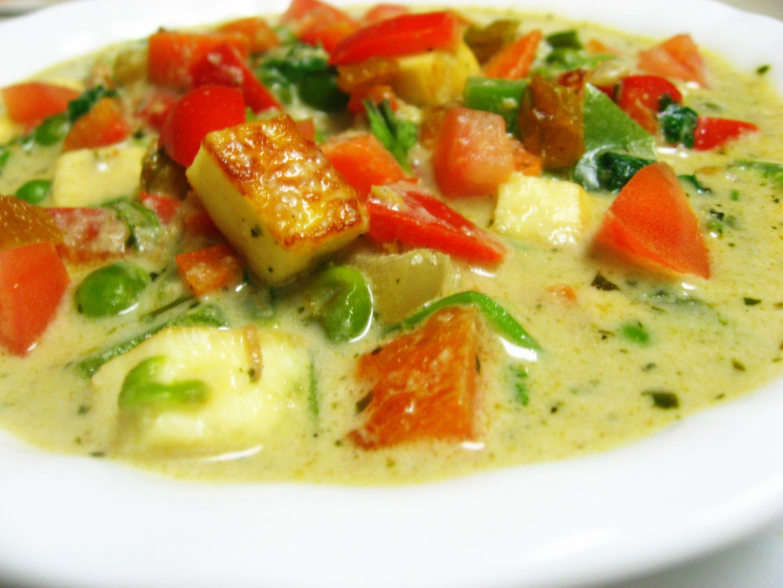 Navratna Korma Recipe, how to make Navratna Korma