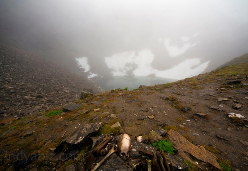 Mysterious Skeleton Lake of Roopkund
